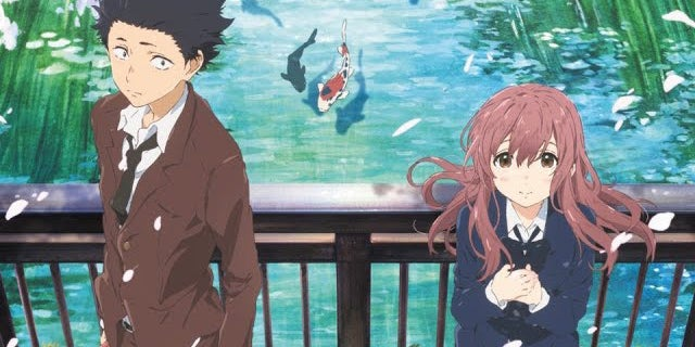 A Silent Voice ( Koe No Katachi )
