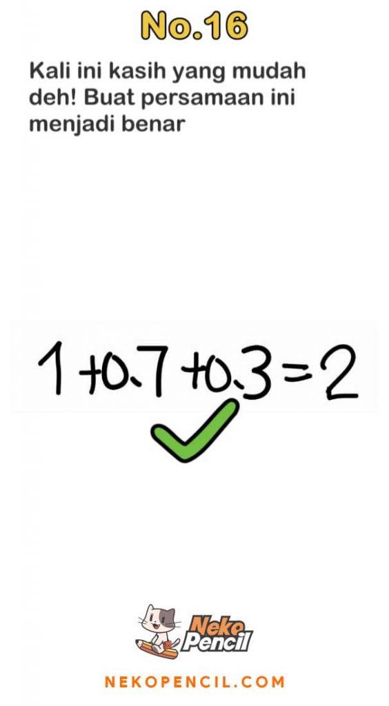 Kunci Jawaban Brain Out Level 1 221 Lengkap Dan Terbaru Nekopencil