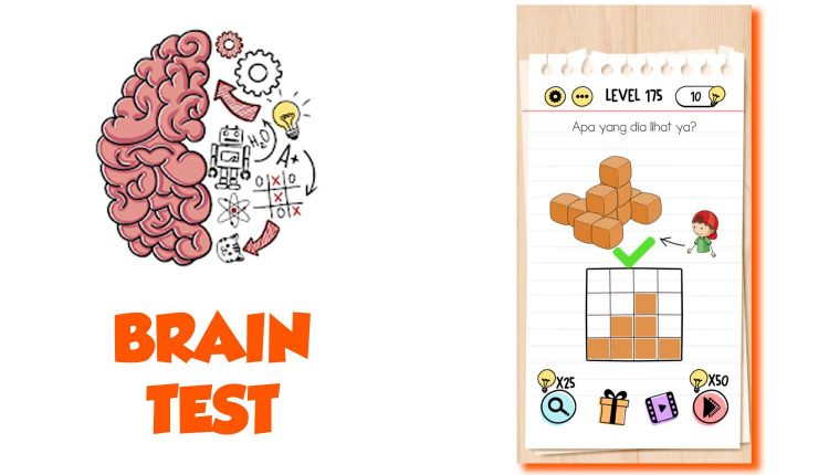 Kunci Jawaban Brain Test Level 1 281 Terbaru Nekopencil