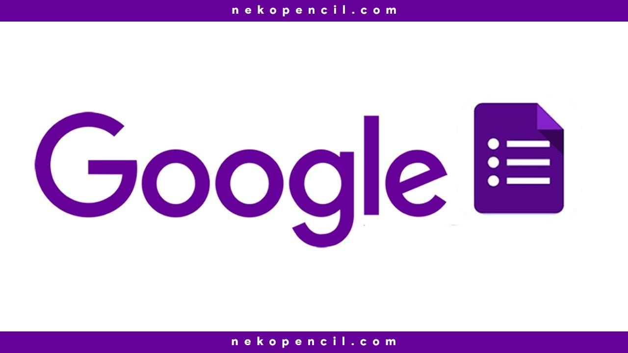 Cara Membuat Soal Online Di Google Form Dengan Mudah Nekopencil