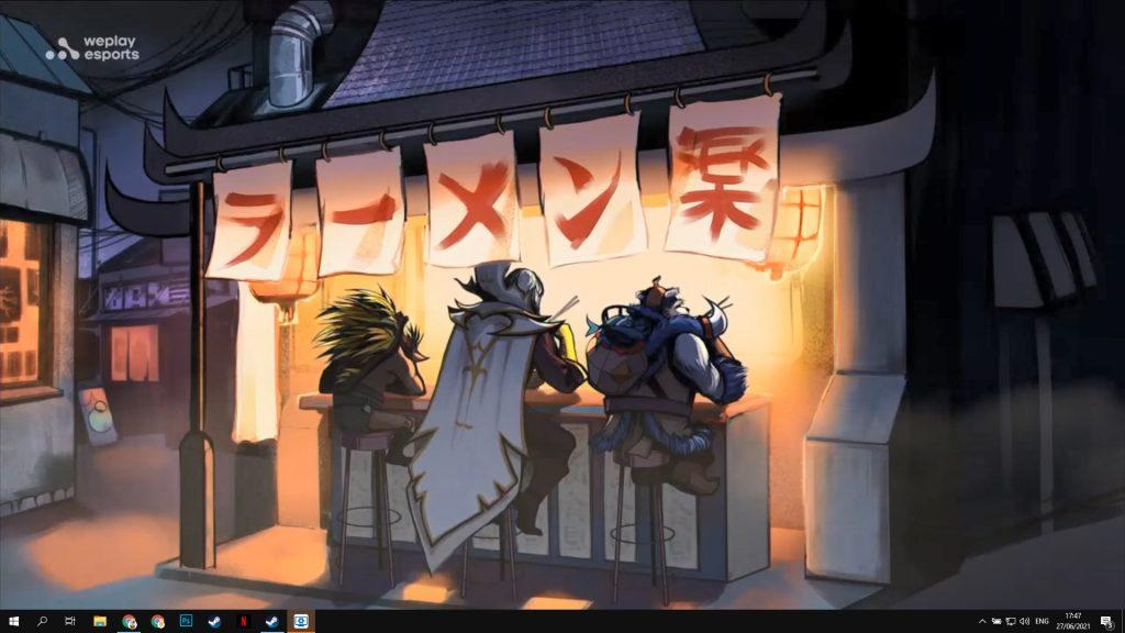animajor weplay kedai ichiraku